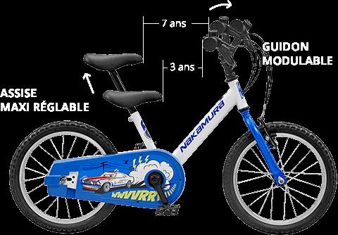 Tous les types de vélos   vtt, vélo de course, draisienne   Intersport 4ceb3983573