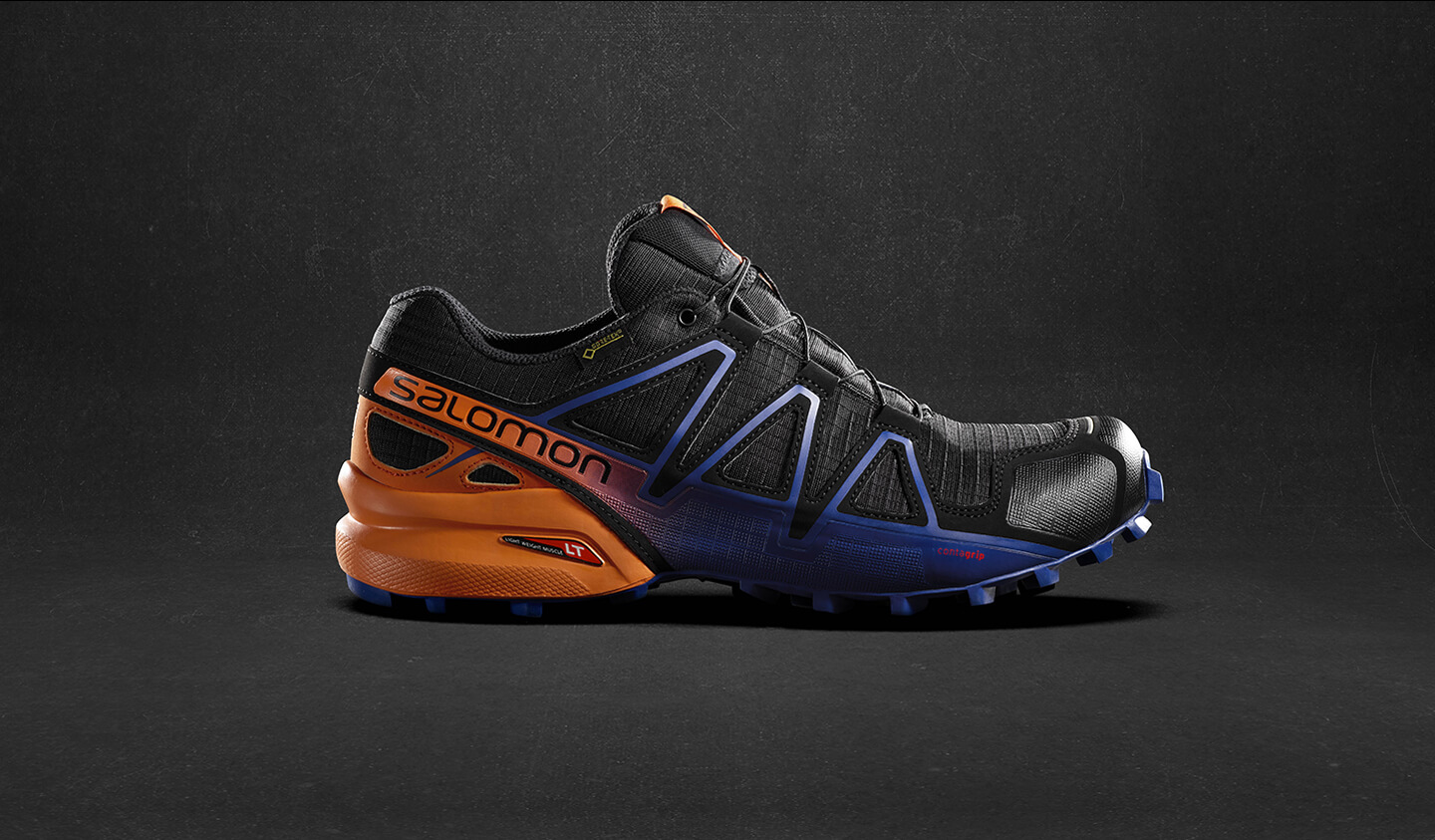 Technologie salomon speedcross 4