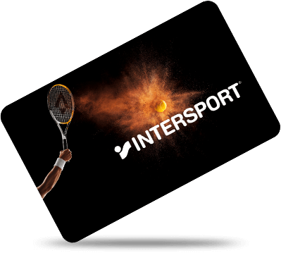 La carte fidelité Intersport